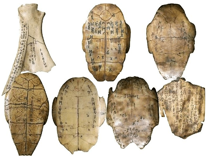 Shang Dynasty oracle bones