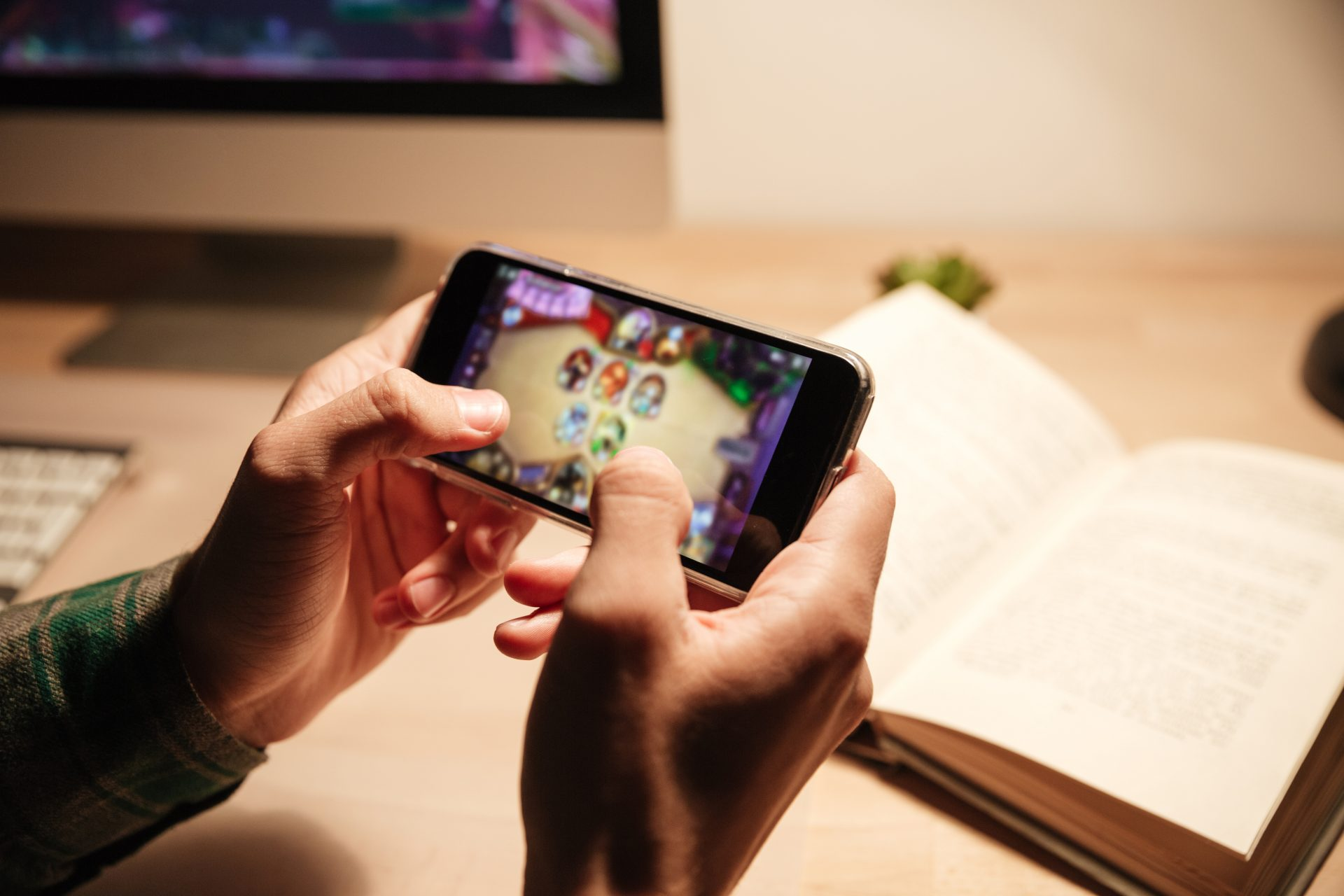 mobile gaming and gaming localization