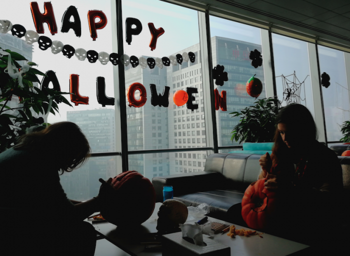 csoft halloween celebration