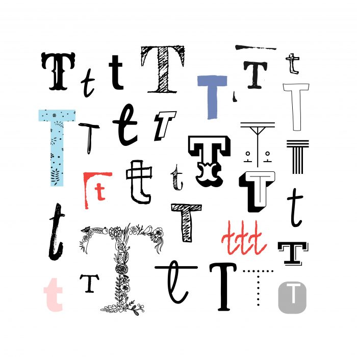 fonts and typefaces