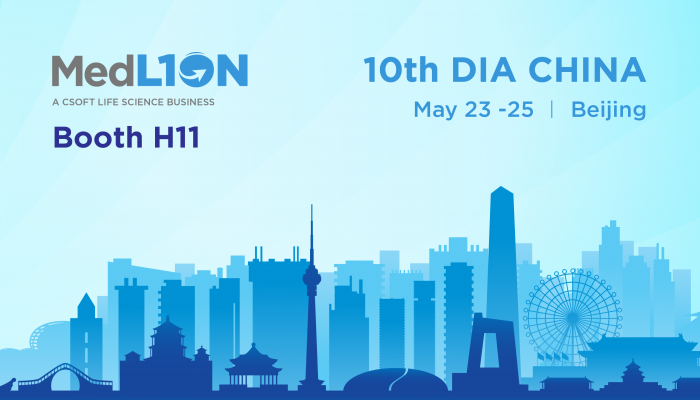 DIA China marks its tenth anniversary with CSOFT's support
