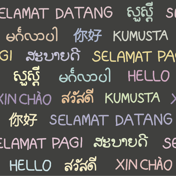 Southeast Asian languages: diverse and challenging to master