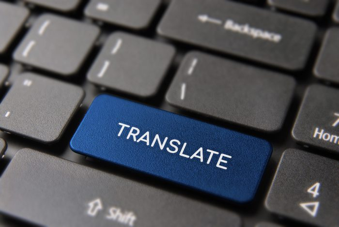 Online entertainment translations