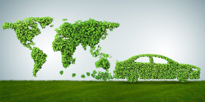 Sustainable Car Industry with Green Car Localization