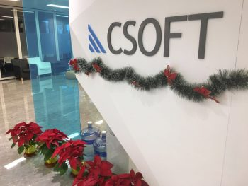 CSOFT Tree Decorations and Celebrations