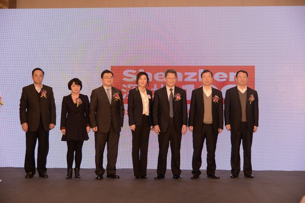 The Globalization • Shenzhen 100 Launched in Shenzhen