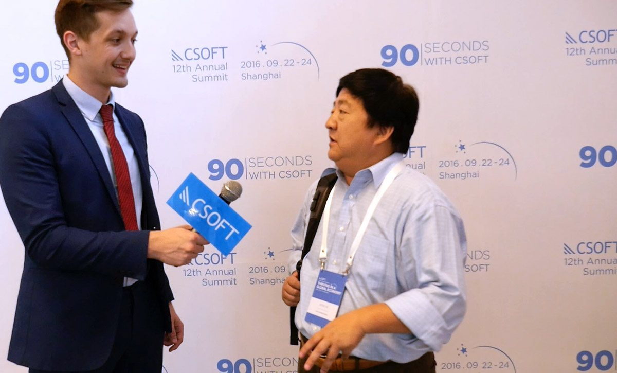 90 Seconds With CSOFT