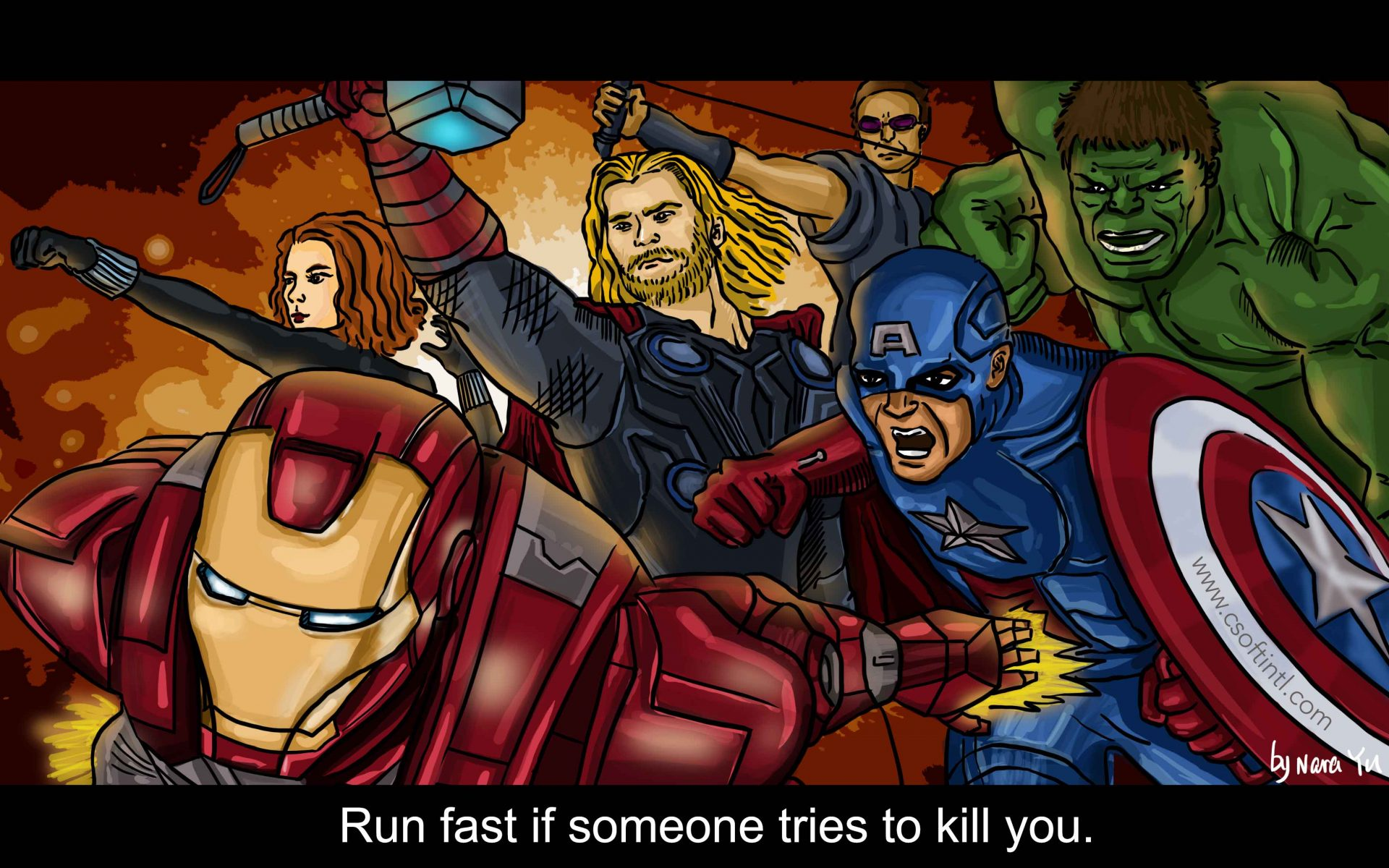 Avengers:LostinTranslation