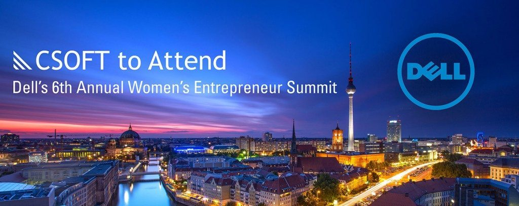 CSOFT to Attend Dell's th Annual Women's Entrepreneur Summit