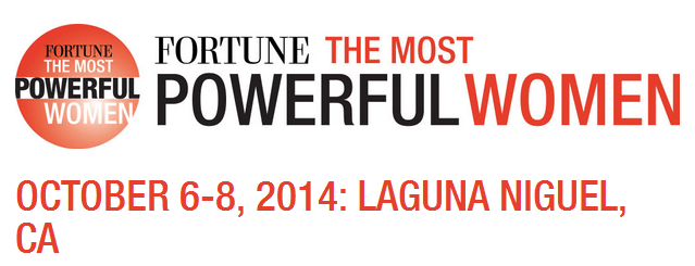 Fortune's Most Powerful Women Summit 2014