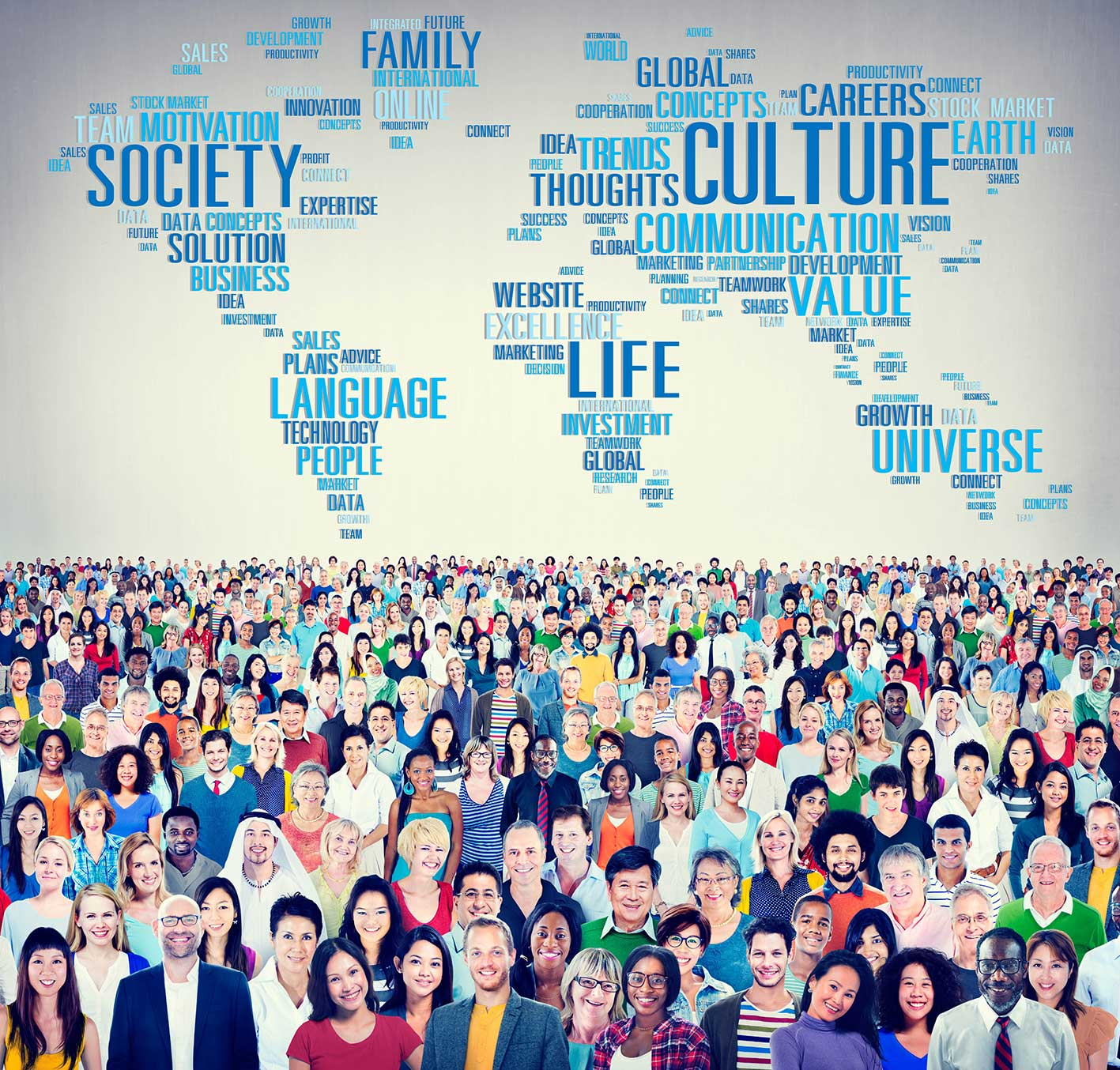 the process of globalization in todays society Globalization and its effect on cultural diversity  their legacy shines today in the splendid cities of the  globalization has complicated the process of .