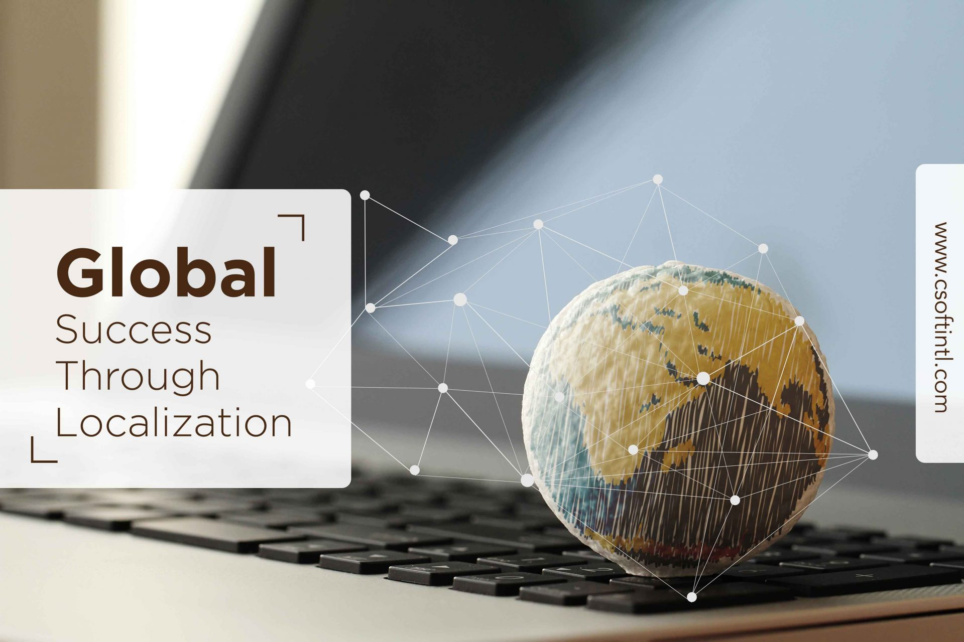 Global Success Through Localization Image