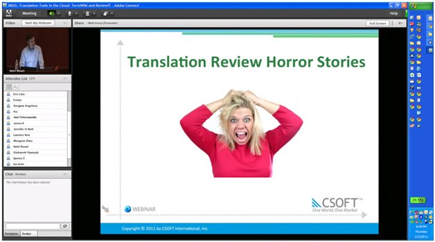 Translation Review Horror Stories