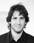 A picture of Josh Groban, world famous singer-songwriter sensation.