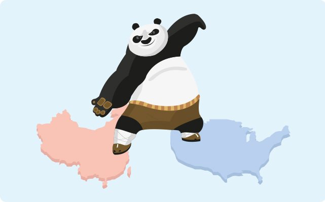 Kung Fu Panda Franchise: Bridging East to West