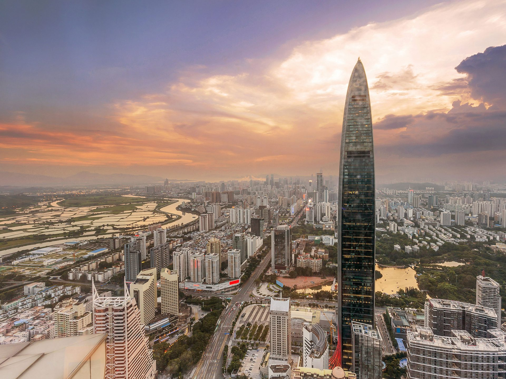 Shenzhen as a Special Economic Zone