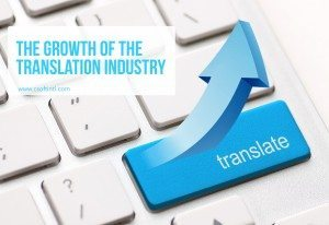The Growth of the Translation Industry