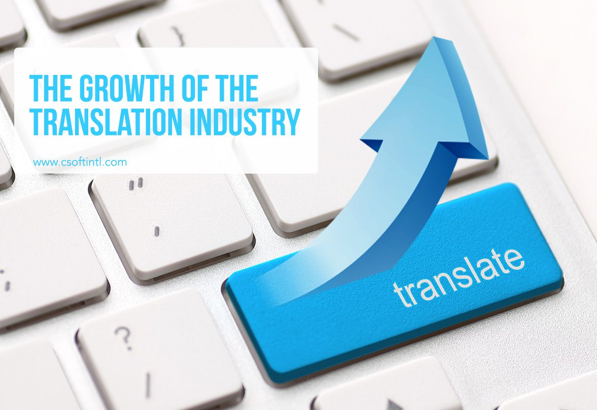 translation industry growth