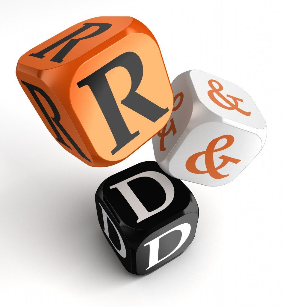 The importance of R&D to Going global (2)