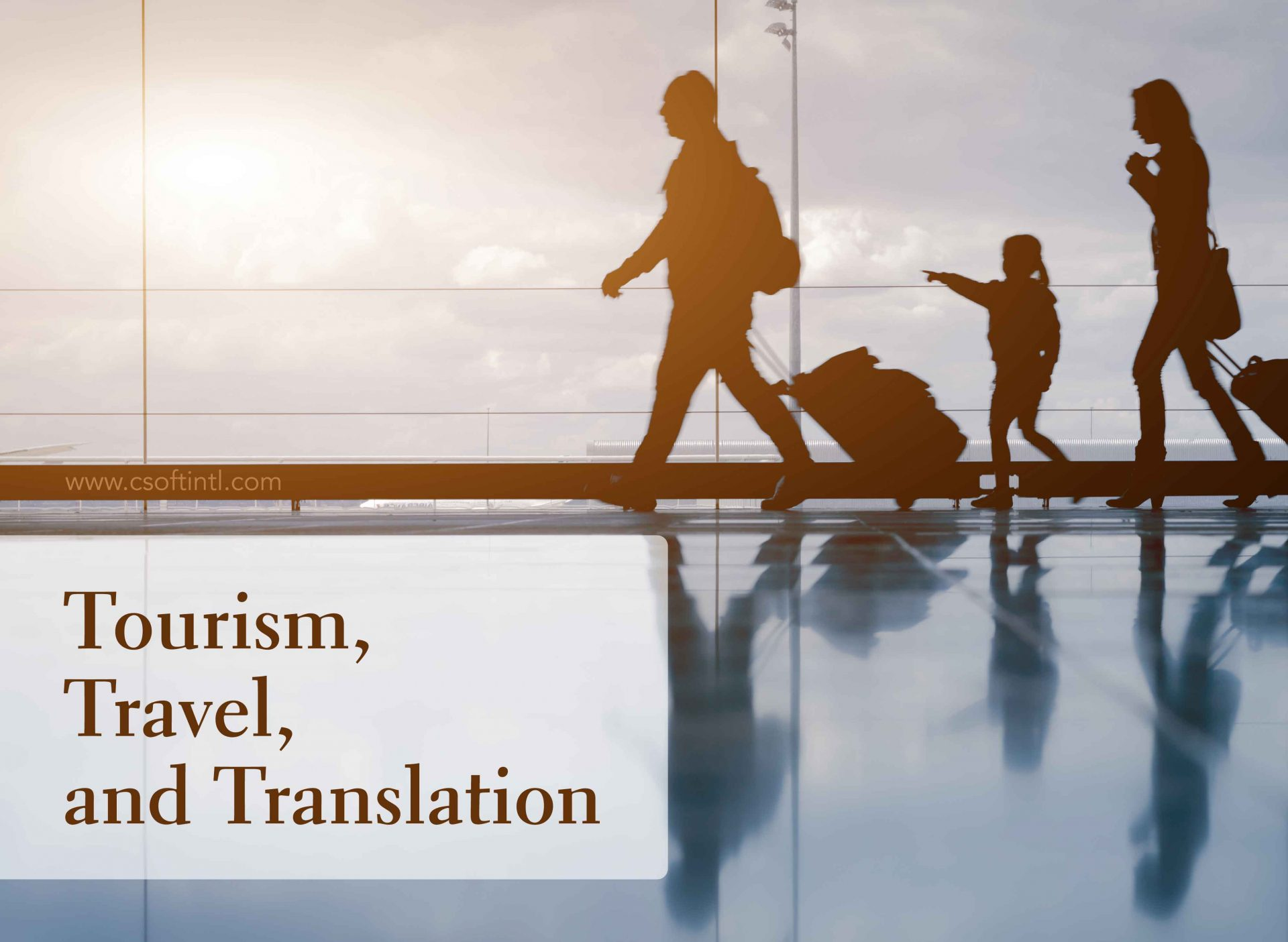 tourism, travel and translation