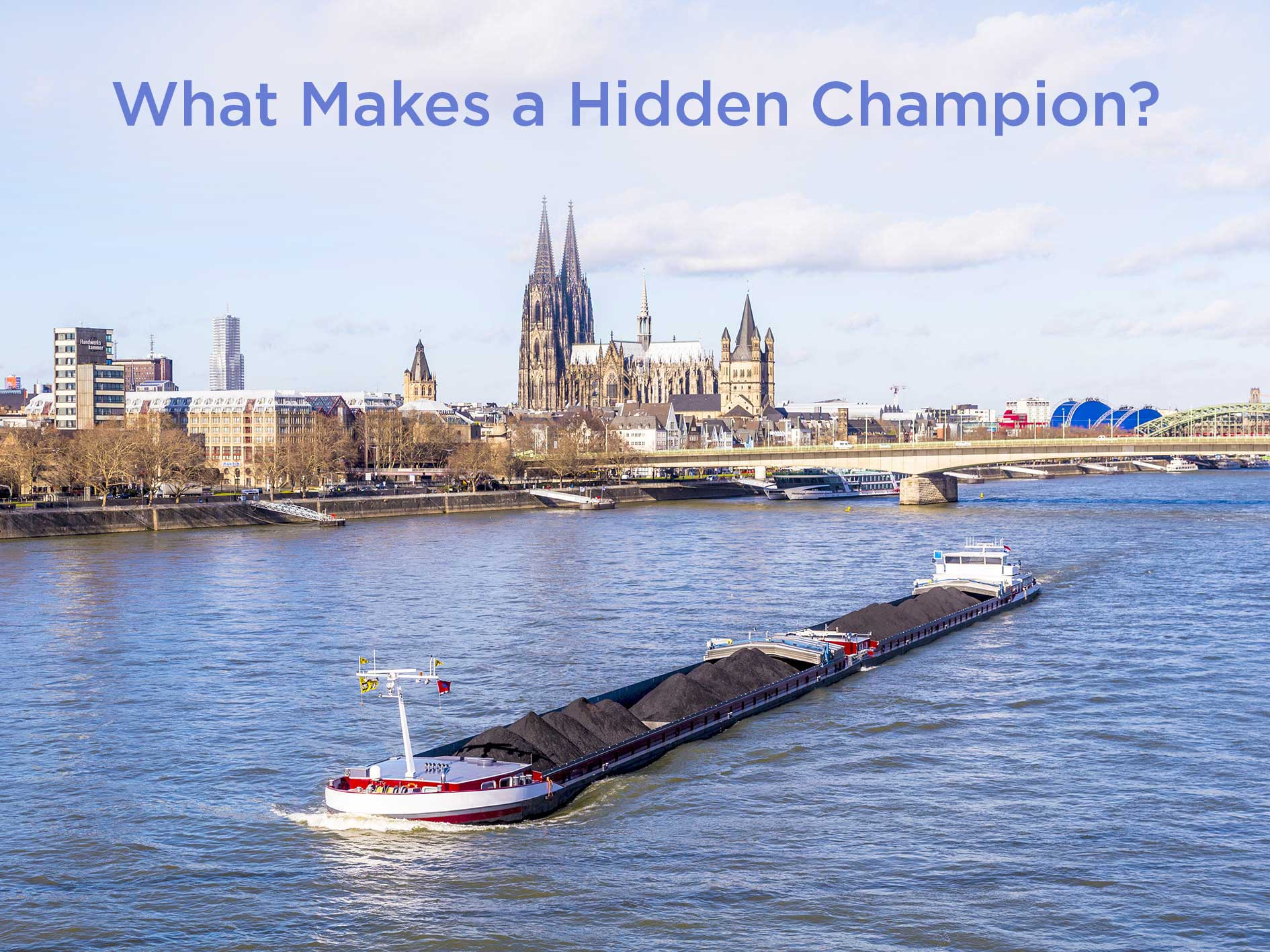 What makes a Hidden Champion?