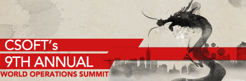 CSOFT's 9th Annual World Operations Summit