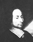 A picture of Blaise Pascal, renowned mathematician, physicist, inventor, and philosopher.