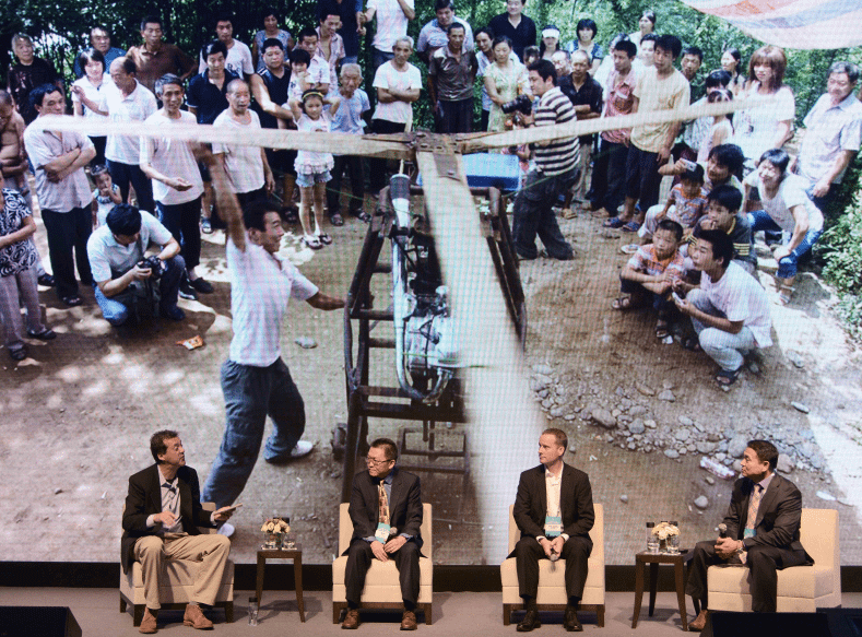 Innovating in China