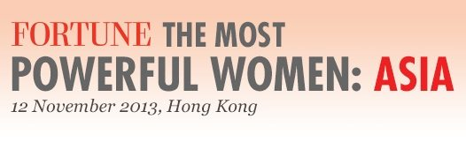 Fortune The Most Powerful Women: Asia