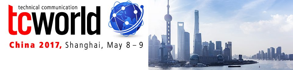 CSOFT Presents at the TCworld Event in Shanghai